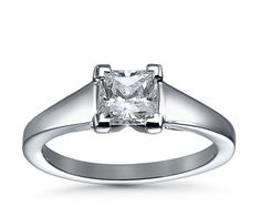Inset Diamond Ring But With Two More Diamonds One On Either Side