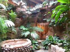 Rainforest bathroom I love love love this!! :)