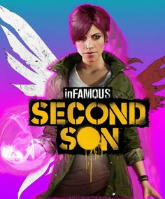 Infamous Second Fetch, Design by SpiritoftheGardens
