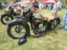 1939 Indian Chief – Indian Motocycle Day: July 21, 2013