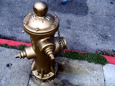 The Golden Fire Hydrant - One of my favorite stories