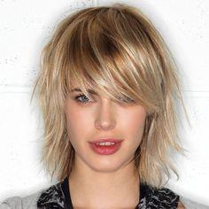 Coiffure cheveux mi-longs - COIFF & Co - tendances automne-hiver 2014-2015