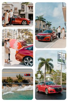 The thoroughly modern Honda Accord is the perfect ride to the Honda Classic. Honda Accord, Dream Cars, Sporty, Exterior, Classic, Vehicles, Modern, Derby, Trendy Tree