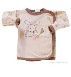http://www.szipszop.pl/Kaftaniki/dzieciece_niemowlece.html Koszulki niemowlęce w rozmiarze od 62 do 74. Zapinane jak kimono wygodne wdzianka dla noworodka.