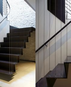 Contemporary Staircase | workshop/apd | Dering Hall Design Connect In partnership with Elle Decor, House Beautiful and Veranda.