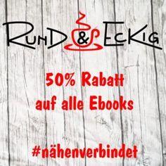 Freebook: Strickzeugtasche Vela | Rund und Eckig Ebooks, Etsy, Signs, Sewing Patterns, Tutorials, Round Round, Shop Signs, Sign