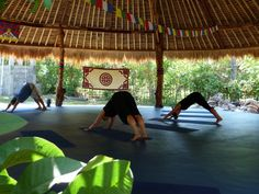 Are you trying to bring harmony between your #mind, #body, and spirit? Then you are most welcome at H2O Yoga and Meditation Center on #Gili #Air, near #Bali. We offer exciting #packages for singles, couples, group and families.