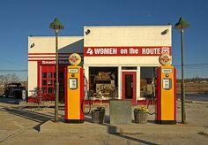 4 Women on Route  Galena, Kansas.