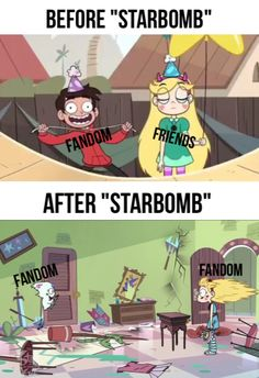 True true true  comment theories below!!   What's Toffee got to do with all of this??? Star vs the Forces of Evil Credit @livieblue