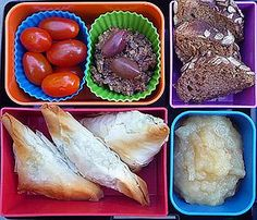Lunchbox ideas photostream by Laptop Lunches, via Flickr