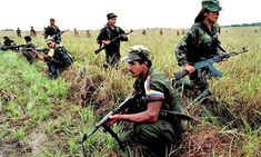 Colombia closes in on a peace deal that could end world's longest civil war Communism, Socialism, Armed Conflict, Guerrilla, Presidents, Military, War, History, American