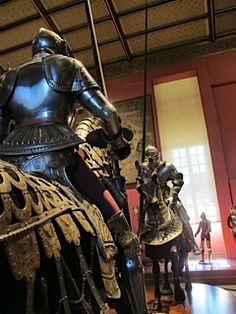 Inside the Palacio Real, the Royal Armoury has no shortage of compelling stories hidden within its magnificent displays.