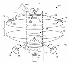 Apple may let you interact with floating 3D images, patent application shows