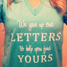 recruitment counselor shirt!