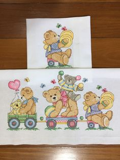 1 million+ Stunning Free Images to Use Anywhere Baby Cross Stitch Patterns, Cross Stitch Baby, Cross Stitch Cards, Cross Stitching, Baby Layette, Cross Stitch Collection, Free To Use Images, Crochet Bear, Baby Kind
