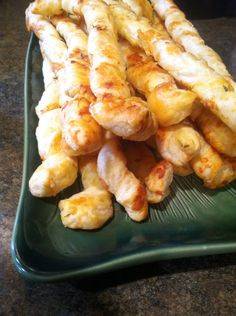 Cheese Straws! And More Easy Appetizers with Puff Pastry