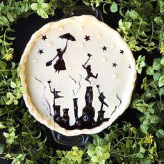 Mary Poppins pie crust