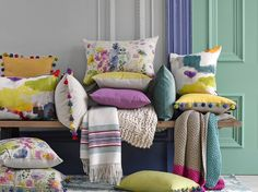 nevis cushion collection