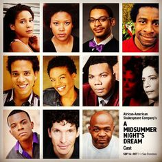 @Regrann from @aa_shakes -  Here's the cast of #AMidsummerNightsDreamAASC! .  Antonette Bracks - Hermia  Charlotte Christien - Snug  Jarrett Holley - Egeus  Peter Quince  Charles Lewis III - Robin Goodfellow (Puck)  Ryan Marchand - Lysander  Paige Mayes - Helena  Jourdán Olivier-Verdè - Theseus  Oberon  Emily T. Phillips - Hippolyta  Titania  Jon-David Randle - Demetrius  Gabriel A. Ross - Flute/Thisby  ShawnJ West - Bottom (Left to right top to bottom)  ℹ Information   Tickets: Tap the link…