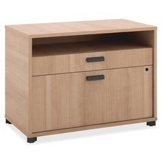 Features:  -Can hold legal sized files.  Product Type: -Lateral filing cabinet.  Style: -Contemporary.  Drawers Included: -Yes.  Number Of Drawers: -2.  Drawer Type: -Letter. Generic Specifications: