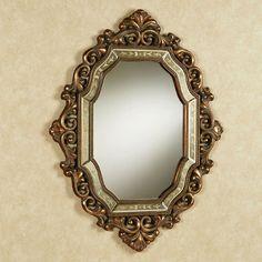Verena Old World Wall Mirror