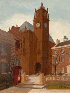 Municipal Hall, Newcastle-under-Lyme