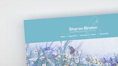 Bradworthy Website Design for Sharon Bindon - a Counsellor and Psychotherapist - sharonbindon.co.uk  #bradworthy #websitedesign #counsellor #psychotherapist #website #design #graphics Website Designs, Graphics, Graphic Design, Design Websites, Site Design, Web Design, Charts