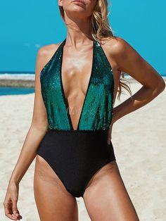 Urban Beach Bikini String Side Tie Dye Ladies Womens Navy Floral Pool Holiday