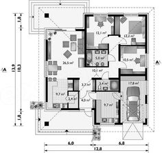 screen view of media in the conversation Best House Plans, Building A House, Planets, Sweet Home, Floor Plans, How To Plan, Conversation, Dreams, Country Houses