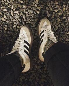 adidas Samba Classic - Black   adidas US Adidas Indoor Soccer Shoes, Samba Shoes, Adidas Samba, Black Adidas, Adidas Sneakers, Classic, Style, Derby, Swag