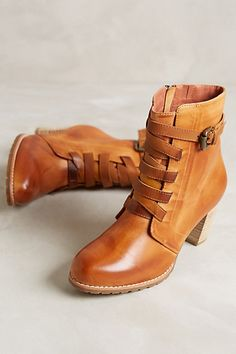 Anthropologie Antelope Corset Booties #anthrofav #greigedesign