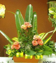 Curso gratis de Arreglos florales con flores naturales - Introducción   AulaFacil.com: Los mejores cursos gratis online