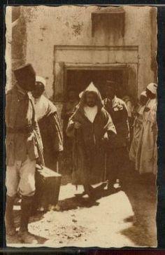 Fez : Abdelkrim après sa capture