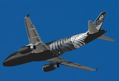 Air New Zealand, proud supporters of All Black Rugby.