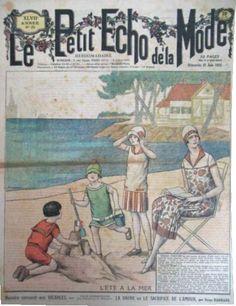 1920's ~ Le Petit Echo de la Mode