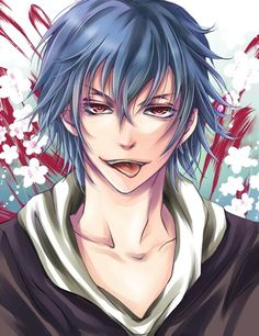 Is that Ayato?  Is it? Really?