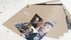 Minifächer 105x105 - Cappuccino Cinnamon, Christmas Cards, Stars, Projects