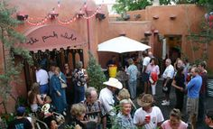 Dragon Room | The Pink Adobe & The Guadalupe Cafe | Located in Santa Fe, New Mexico  Listed by International Newsweek as one of the top 19 bars in the world.  Lots of local flavor.  I believe this is the bar ML told me about.