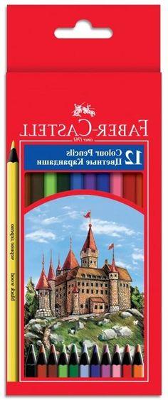 Набор цветных карандашей Faber-Castell Colour Pencils 12 шт 115808