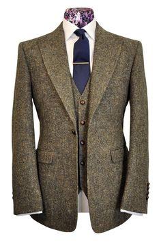 William Hunt tweed.