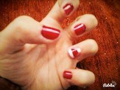 X-mass nails