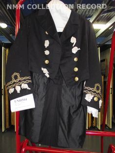 Royal Naval Artillery Volunteers uniform: pattern 1887