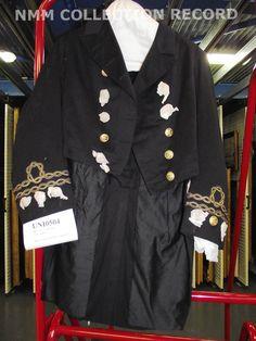 Royal Naval Artillery Volunteers uniform: pattern 1887
