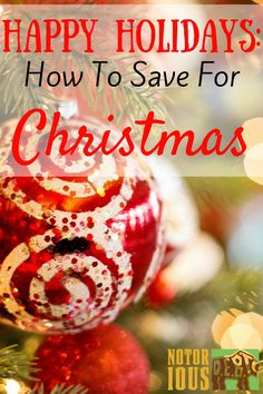 Christmas is a time for family and fun - NOT debt! Thanks to this simple savings strategy, we'll never go into debt over Christmas again! It's so easy - why didn't I think of it before??