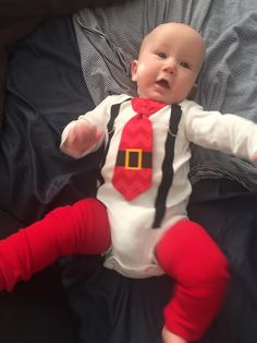 baby boy christmas clothes santa tie and suspenders baby boy christmas outfit christmas clothes