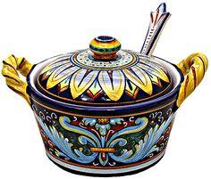 Sugar bowl cultural project- for coffee? Ceramic Pottery, Pottery Art, Ceramic Art, Italian Pottery, Pottery Classes, Sugar Bowl, Tea Pot, Bing Images, Collections