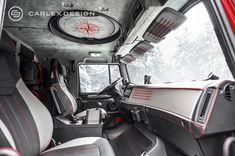 If some of you remember, back in autumn 2013 we showed you a Mercedes-Benz Zetros 1833 that had had its interior lavishly upgraded by some of the best interior experts in the aftermarket industry. Expedition Truck, Flat Bed, Hummer, Cummins, Best Interior, Motorhome, Concept Cars, Volvo, Campers