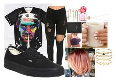 """""""Bigga Than Lebron.."""" by jada-montiesh ❤ liked on Polyvore featuring Dot & Bo, Marc Jacobs, FOSSIL, Vans, Betsey Johnson, Accessorize, women's clothing, women, female and woman"""