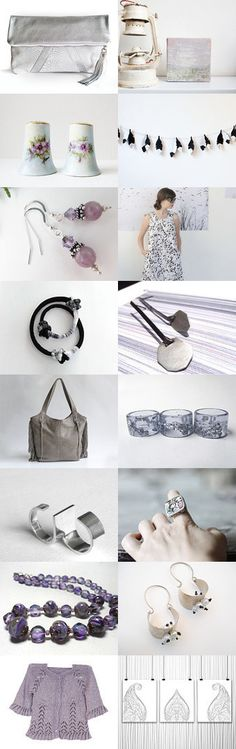 Lavender Light by D.K. on Etsy--Pinned+with+TreasuryPin.com