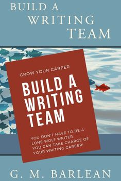 Why be a lone wolf writer? Your tribe is out there. Take charge and grow your career by networking and building a team to help get your writing on the page and out to readers. Best Books To Read, Got Books, Authors, Writers, Lone Wolf, Self Publishing, Pinterest Marketing, Nebraska, Writing Tips